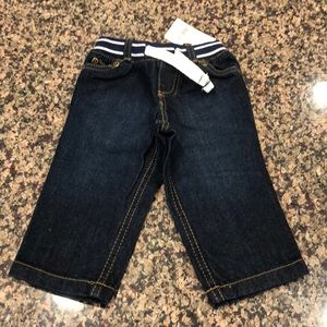 Carters jeans, new with tags